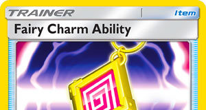 Fairy Charm Ability (Unbroken Bonds UNB 171)