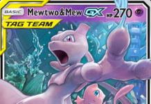 Mewtwo & Mew-GX