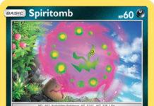 Spiritomb (Unbroken Bonds UNB 112)