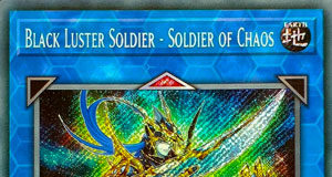 Black Luster Soldier - Soldier of Chaos