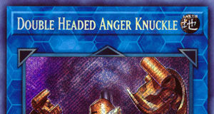 Double Headed Anger Knuckle
