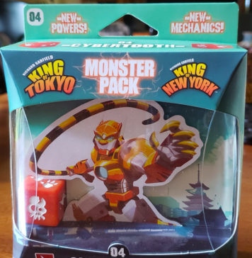 Cybertooth Monster Pack