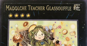 Madolche Teacher Glassouffle