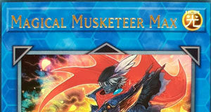 Magical Musketeer Max