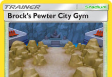 Brock's Pewter City Gym