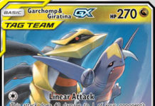 Garchomp & Giratina-GX