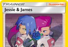 Jessie & James (Hidden Fates HIF 58)