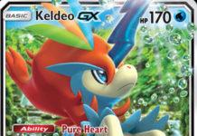 Keldeo-GX