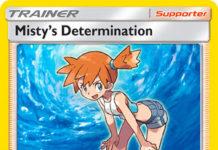 Misty's Determination