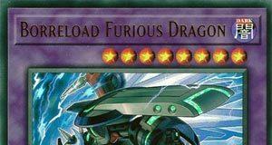Borreload Furious Dragon