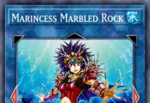 Marincess Marbled Rock