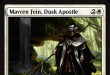 Mavren Fein, Dusk Apostle
