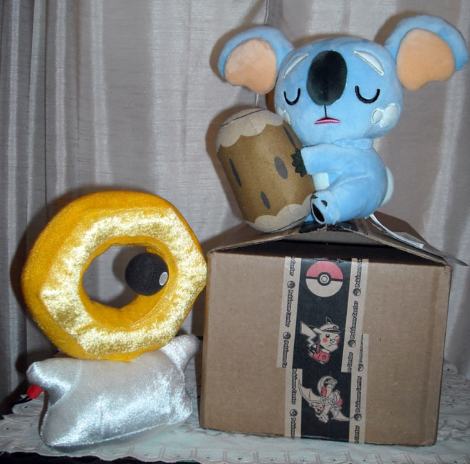 Komala and a mischievous meddling Meltan