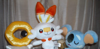 A wild Scorbunny appears!