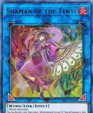Shaman of the Tenyi