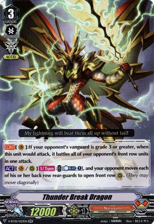 Thunder Break Dragon