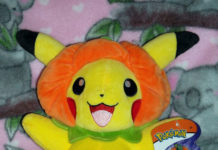 Halloween Pokemon Plush