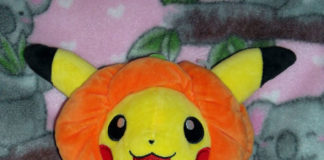 Halloween Pokemon Plush
