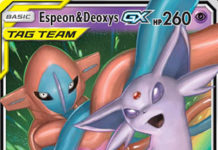 Espeon & Deoxys-GX