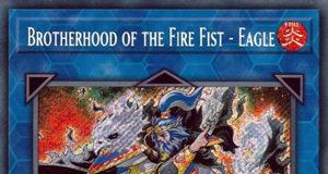 Brotherhood of the Fire Fist - Eagle