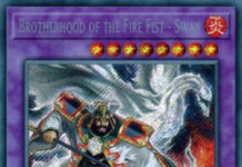 Brotherhood of the Fire Fist - Swan