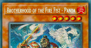 Brotherhood of the Fire Fist – Panda