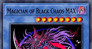 Magician of Black Chaos MAX