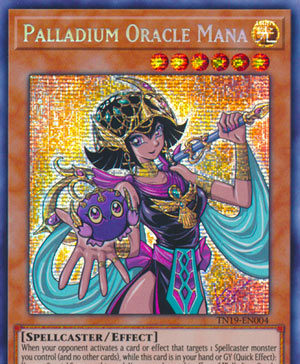 Palladium Oracle Mana