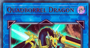 Quadborrel Dragon