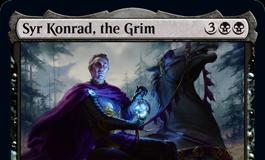 Syr Konrad, the Grim