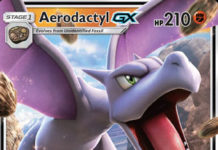 Aerodactyl-GX (Unified Minds UNM 106)