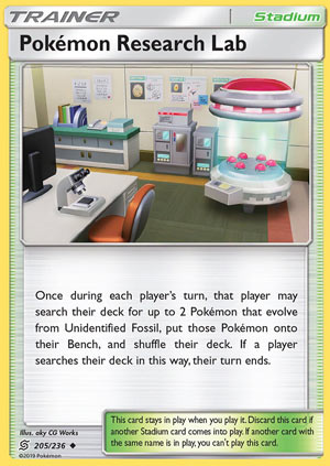 Pokémon Research Lab