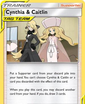 Cynthia & Caitlin