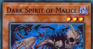 Dark Spirit of Malice