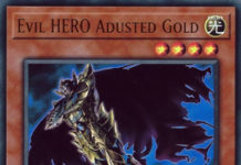Evil HERO Adusted Gold