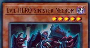 Evil HERO Sinister Necrom