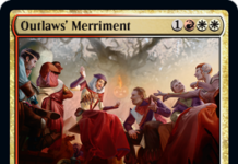 Outlaws' Merriment