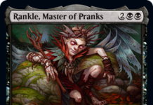 Rankle, Master of Pranks