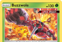 Buzzwole (Cosmic Eclipse CEC 21)