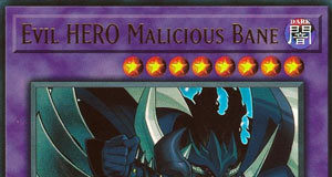 Evil HERO Malicious Bane
