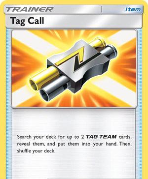 Tag Call