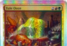 Yule Ooze - 2011 Holiday Foil