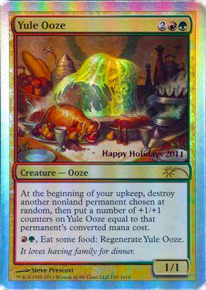 Yule Ooze - 2011 Holiday Foil