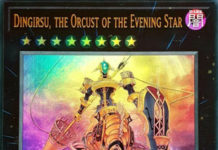 Dingrisu, the Orcust of the Evening Star
