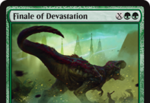 Finale of Devastation