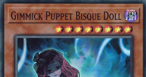 Gimmick Puppet Bisque Doll