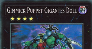 Gimmick Puppet Gigantes Doll