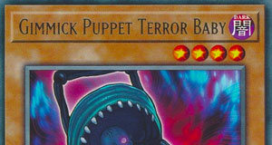 Gimmick Puppet Terror Baby