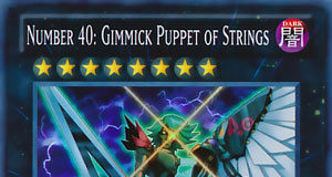 Number 40: Gimmick Puppet of Strings