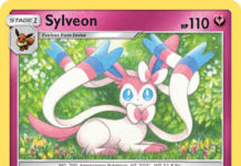 Sylveon (Cosmic Eclipse CEC 155)